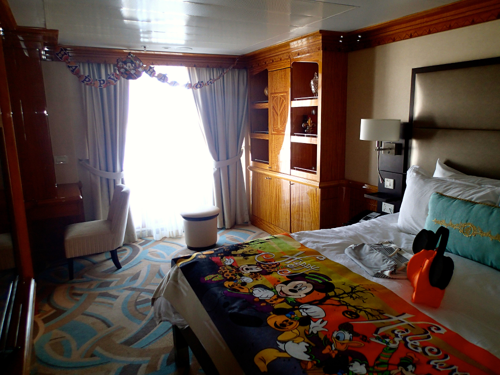 Room 8032 On The Disney Magic