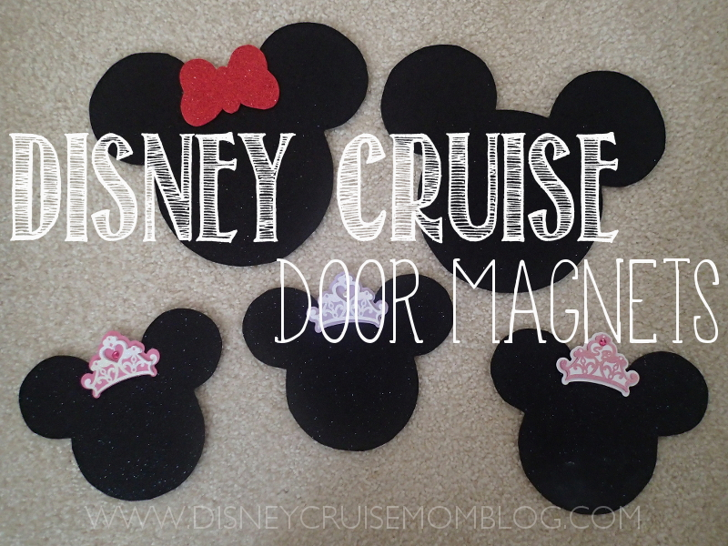 See how I made QUICK \u0026 EASY door magnets for my family\u0027s Disney Cruise! & My Disney Cruise Door Magnets \u2022 Disney Cruise Mom Blog Pezcame.Com