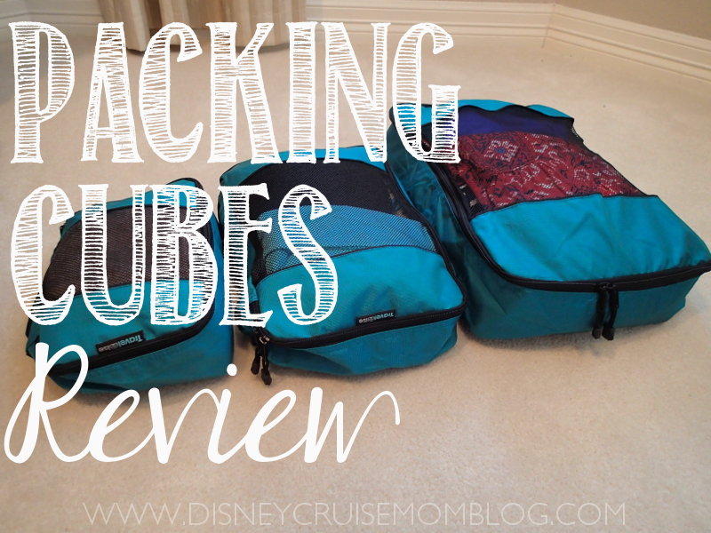 packing cubes review disney cruise mom blog. Black Bedroom Furniture Sets. Home Design Ideas