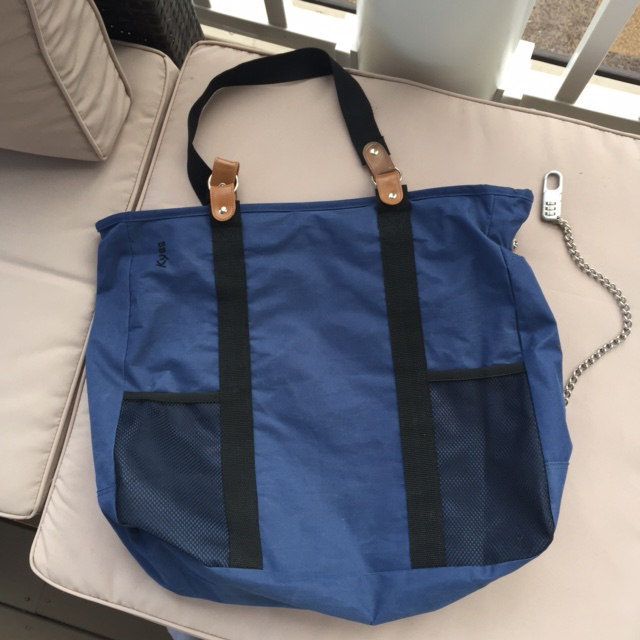 Kyss Bag Review