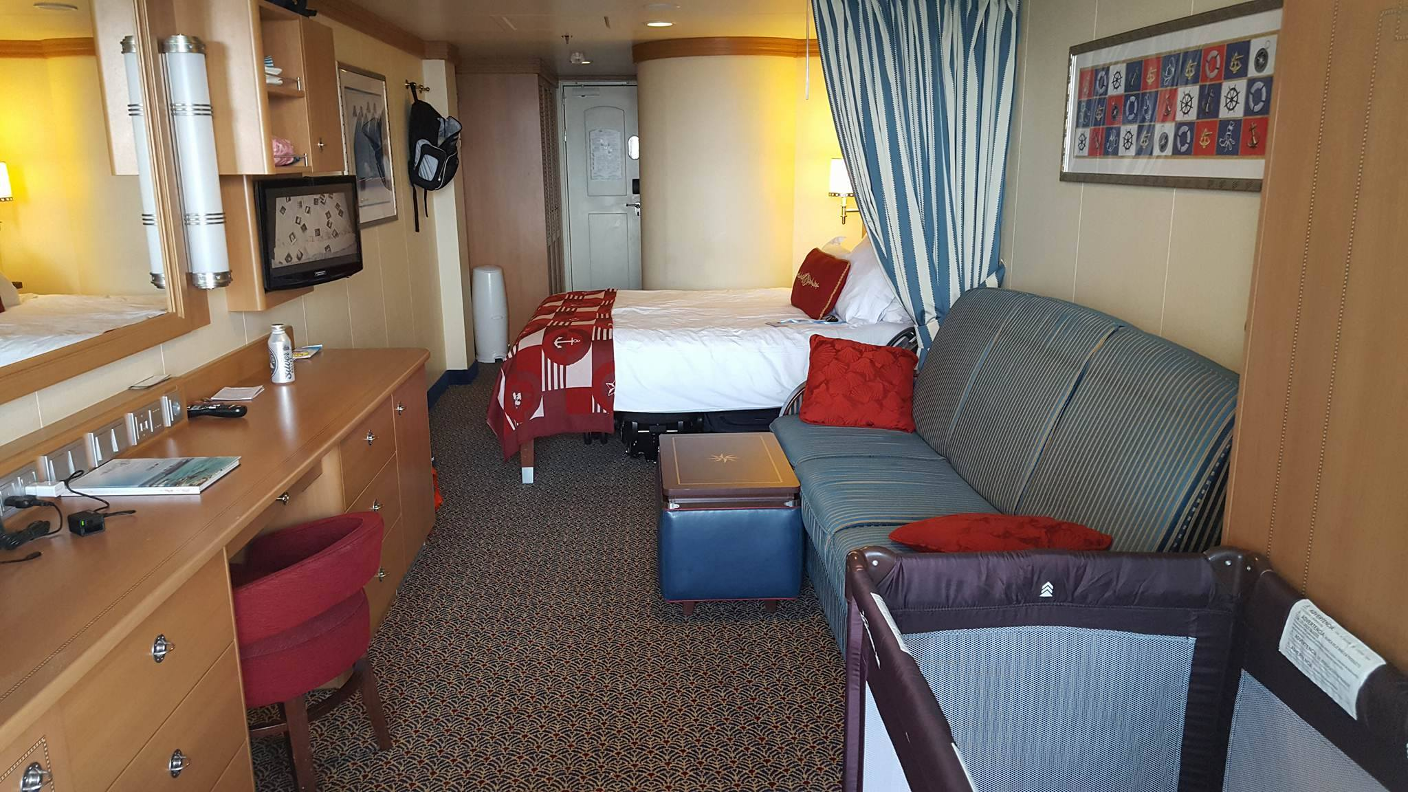 Disney Dream Room 7128 Disney Cruise Mom Blog