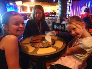 Gingerbread House Activity on Disney Cruise Line