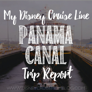 Panama Canal Trip Report:  Day 1