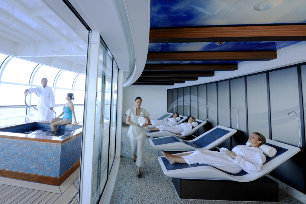 SENSES SPA SALON ON THE DISNEY DREAM