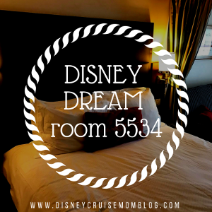 Disney Dream Room 5534