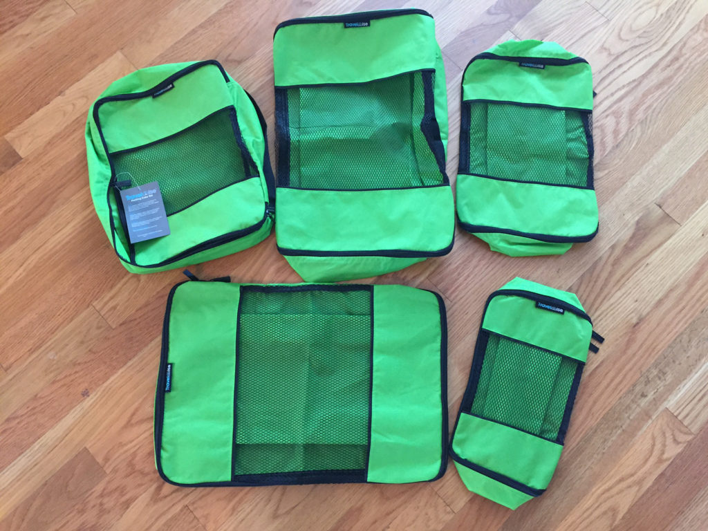 packing cubes review