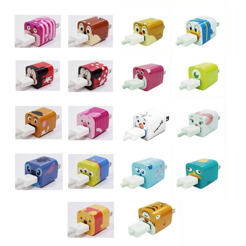 power adapter stickers